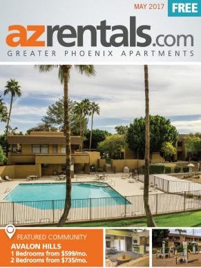 Avalon Hills Apartment Homes Phoenix Az